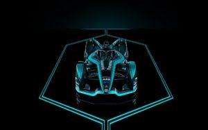 Jaguar presenta la vettura di Formula E 2018
