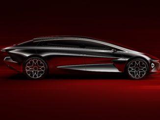 Aston Martin St. Athan