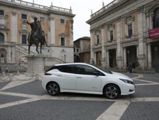 Nissan vendite Italia