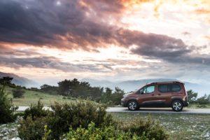 Peugeot al Salone del Camper