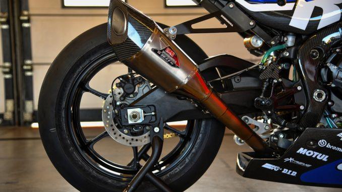 Suzuki lancia la GSX-R1000R RYUYO