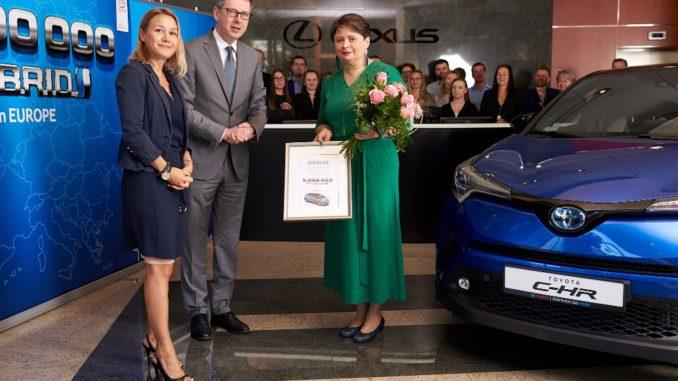 Due milioni di Toyota Full Hybrid