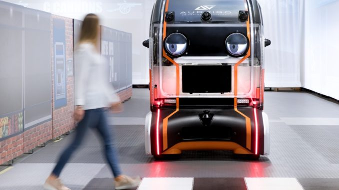 Jaguar Land Rover virtual eye