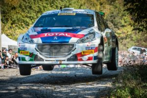 Peugeot Rally Due Valli 2018