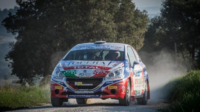 Peugeot Competition Top 208