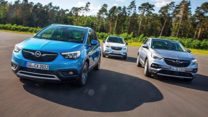 Opel mercato settembre