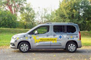 Opel Combo Life Spazio alla Felicità