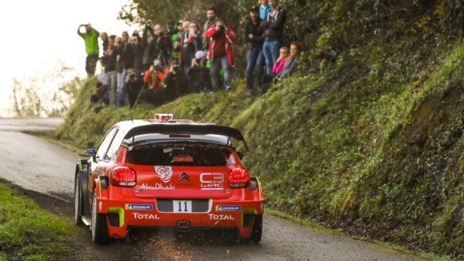 Citroen Rally Spagna