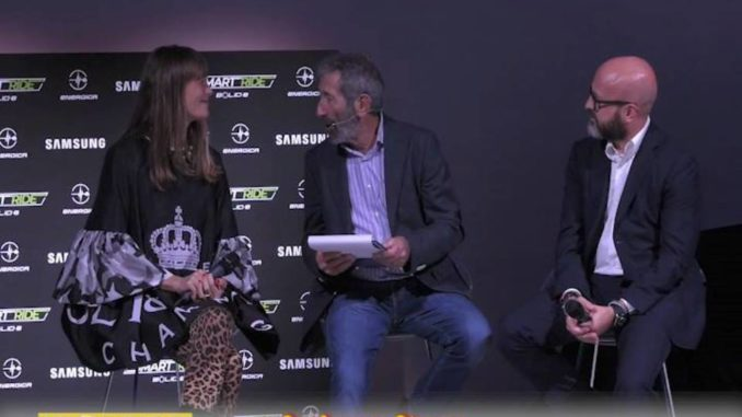 Interviste Energica Samsung