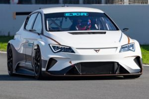 ETCR WSC Technology Cupra