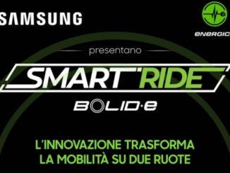Energica Samsung
