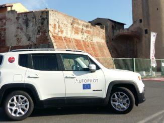 Jeep Renegade guida autonoma