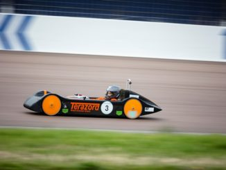 Greenpower International Finals al Rockingham Speedway