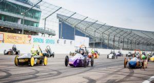 Greenpower International Finals al Rockingham Speedway