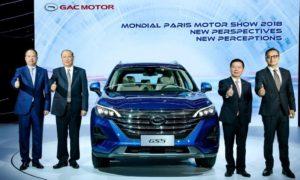 GAC Motor Parigi