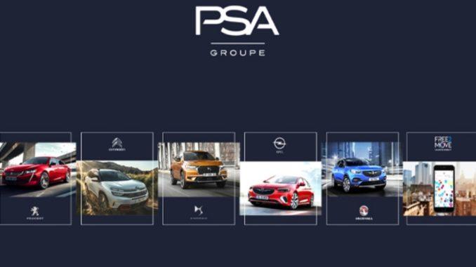 Groupe PSA Mercato Settembre