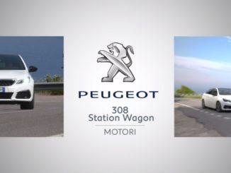 Motori Peugeot 308