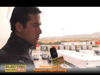 Nelson Piquet Formula E