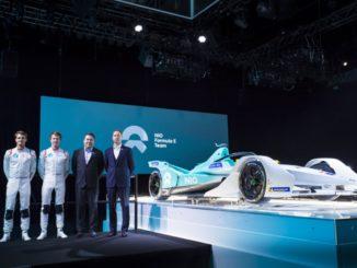 NIO Formula E Team 2018