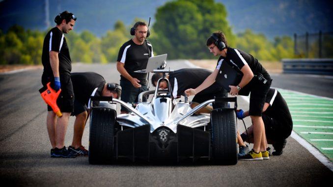 Nissan debut Formula E