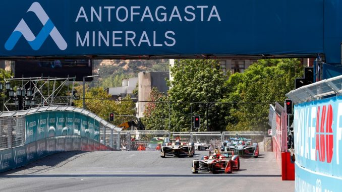Formula E Santiago Cile