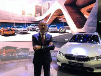 BMW Sergio Solero Parigi