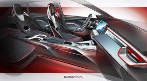 Škoda Vision RS