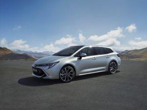 Toyota Salone Parigi 2018
