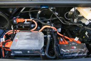 Nuovo Volkswagen e-Crafter