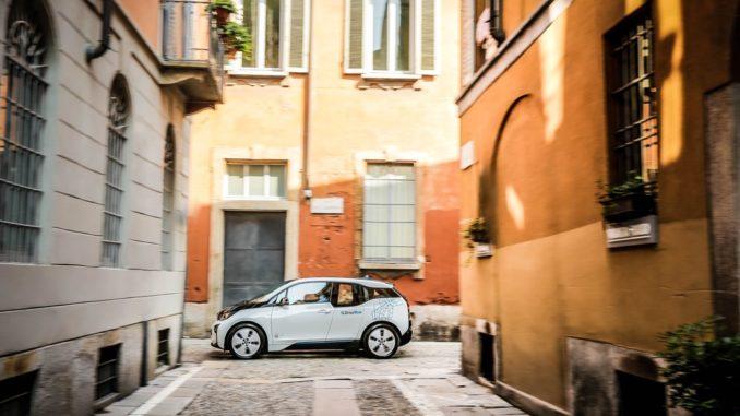 BMW Drive Now
