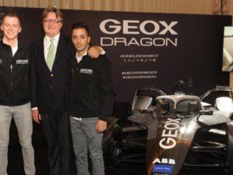 Formula E Geox Dragon