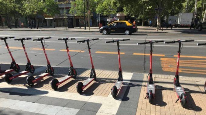 Scoot Chile Las Condes