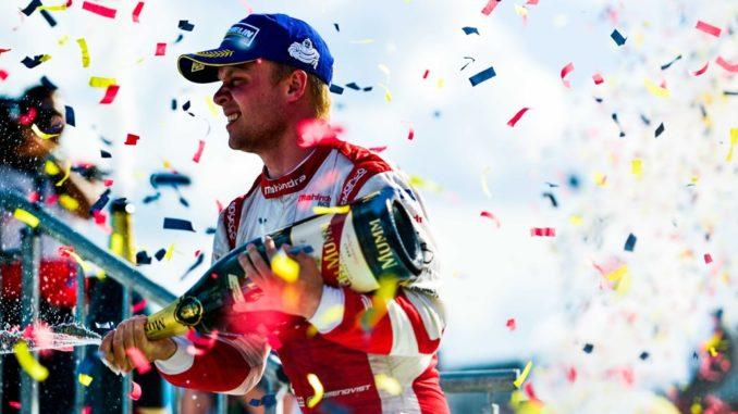 Formula E Mahindra Racing