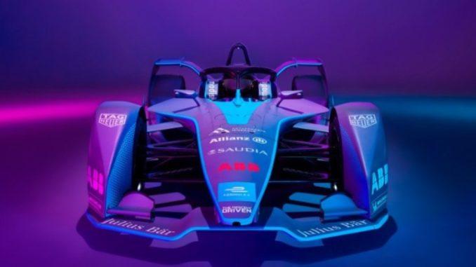Formula E Entry List