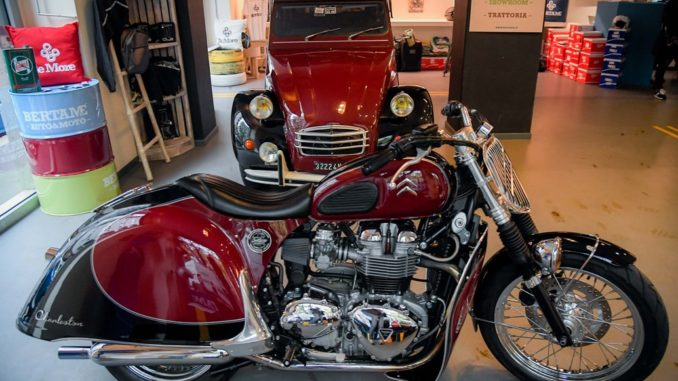 Moto Charleston