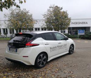 Nissan Zero Emission Academy Tour