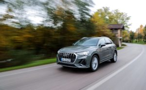 Nuovo SUV Audi Q3