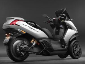 Peugeot Motocycles EICMA 2018