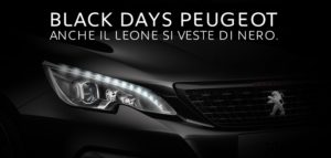 Peugeot Black Days