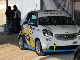 Smart EV Click Debutto Franciacorta