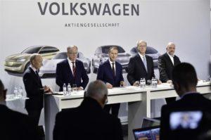 piani Volkswagen per gli stabilimenti