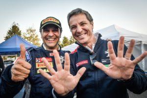 Peugeot al Monza Rally Show