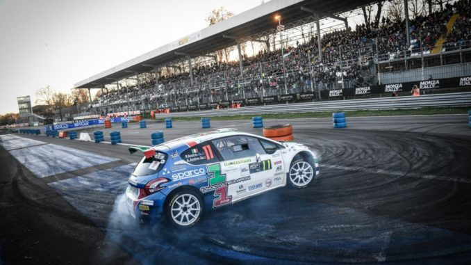 Peugeot Monza Rally Show 2018