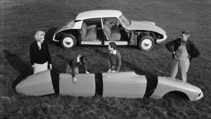 DS auto modulare