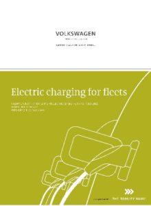 Volkswagen Electric Charging for Fleets