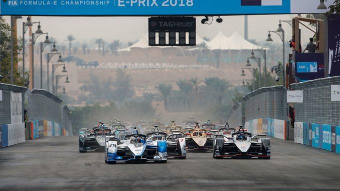 Ad Diriyah Formula E ePrix