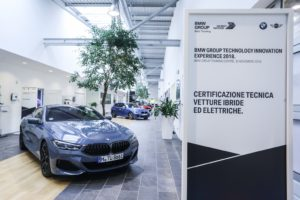 BMW Technology Innovation
