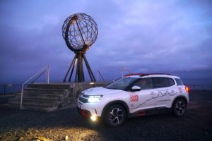 Citroën C5 Aircross 71° N Limited Edition Capo Nord