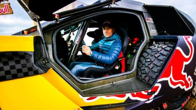Sébastien Loeb Dakar 2019 Peugeot