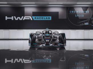 Formula E HWA Carrie Schreiner